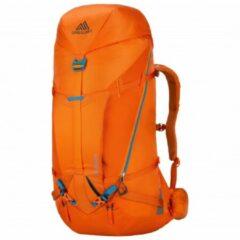 Gregory - Alpinisto 50 - Klimrugzak maat 50 l - S oranje/rood