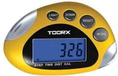 Blauwe Toorx Fitness Toorx Stappenteller - Multifunctioneel - Professioneel inzetbaar - met LCD scherm