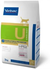 HPM Veterinary Veterinary HPM Dietetic Cat - Dissolution & Prevention - 3 kg