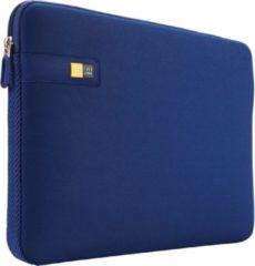 Blauwe Case Logic LAPS116 - Laptop Sleeve - 15.6 inch / Blauw