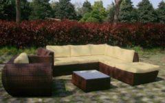 Baidani Garten Rattan Lounge Eternity Select