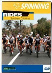 Zwarte Spinning® Spinning DVD -Rides: Soutern California