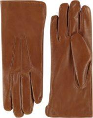 Laimböck Leren handschoenen dames model London Color: Rust, Size: 8