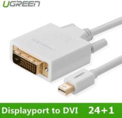 Ugreen 3M Mini Displayport DP to DVI 24+1 Cable Adapter