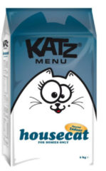 6x Katz Menu Housecat 2 kg