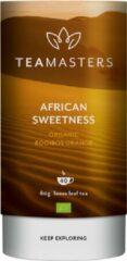 Teamasters African Sweetness 6 x 60g - Biologische Losse Thee - Rooibos Sinaasappel thee