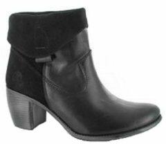 Only A Shoes enkelllaars Nanda 41 (UK 7,5) zwart