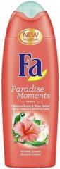 Fa Shower Cream Paradise Moments Hibiscus Scent And Shea Butter