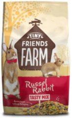 Tiny Friends Farm Supreme Russel Rabbit Original Knaagdierensnack - Konijnenvoer - 12,5 kg