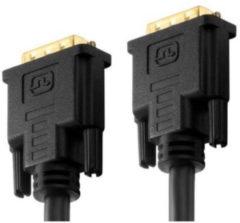 PureLink GmbH PureLink DVI-D M-M 2m 2m DVI-D DVI-D Schwarz DVI-Kabel PI4200-020