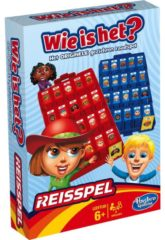 Hasbro Gaming Wie is het? reiseditie