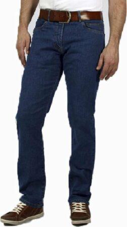 Afbeelding van DJX BASIC DJX Heren Jeans Model 221 Regular - Kleur: Medium Stone - Maat: 42/32