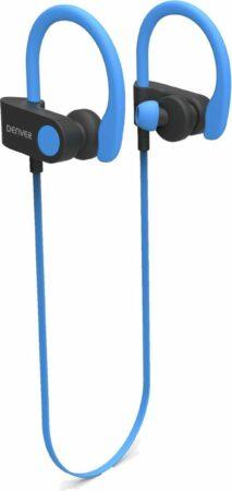 Afbeelding van Voordeeldrogisterij Premium BTE-110 Draadloze Oordopjes met Microfoon - Grijs