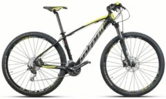 Montana Bike 29 ZOLL MONTANA URANO MOUNTAINBIKE ALUMINIUM 30 GANG Herren schwarz