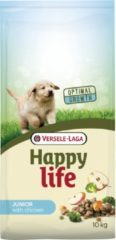 Versele-Laga Happy Life Life Junior - Kip - Hondenvoer - 10 kg