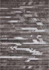 Impression Carpets Mykonos Basic Vloerkleed Bruin Laagpolig - 160x230 CM