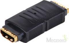 SCANPART Verbinder HDMI(F)-HDMI(F)