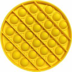 TechNow Pop It Fidget Toys - Pop It Fidget Toys Speelgoed Fidget Toy Geel