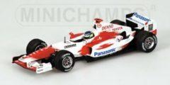 Formule 1 Toyota TF104 C. Da Matta 2004 - 1:43 - Minichamps