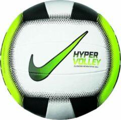 Nike Volleybal Hypervolley - Groen/Wit/Zwart - Maat 5