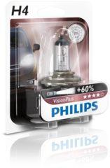 Universeel Philips 12342VPB1 H4 VisionPlus 55W 12V per stuk