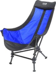 Eno Campingstoel Lounger Dl 94 X 81 Cm Aluminium/nylon Blauw/zwart