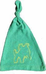 Anha'Lore Designs - Oli - Babymuts - Groen/groen