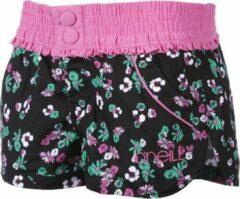Zwarte O'Neill Flores Mini meisjesshort maat 176