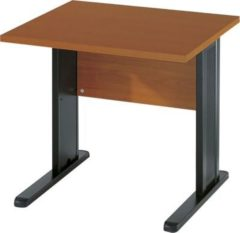 Schreibtisch QUADRO COMBI PLUS, C-Fuß, Rechteck, B 800 - 1600 x T 800 x H 720 mm