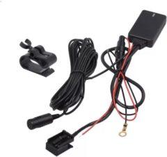 Zwarte No Name Bmw E81 E82 E83 E87 E88 Bluetooth Carkit Audio Streaming Adapter Aux Kabel Mp3 M3 Ad2p Youtube M1 1 serie