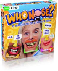 Pelican Games Who Nose? Spel - De hilarische race om je gezicht te raden
