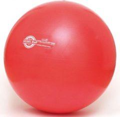 Sissel- zit- en oefenbal ø 65 cm - rood