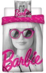 Barbie Sunglasses Dekbedovertrek - Eenpersoons - 140 x 200 cm - Polyester