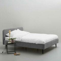 Grijze Wehkamp home bed Portland (180x200 cm)