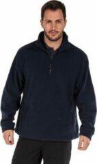Regatta Blauwe fleece trui Thor voor heren XL