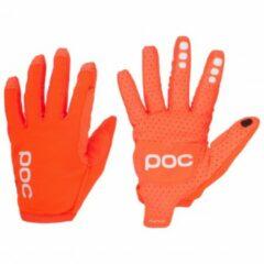 POC - Avip Glove Long - Handschoenen maat XS, rood/oranje