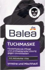 DM Balea Gezichtsmaskers verzorging | Doekmaskers | Tuch Maske | Tuch Maske Mit Aktivkohle -Vlies