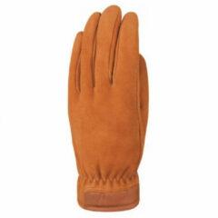 Auclair - Nash - Handschoenen maat S, oranje/bruin