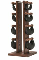 Nohrd Swing Bell Toren Set - Club - 2-4-6-8 kg