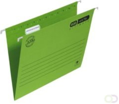 Hangmap Elba Verticflex folio V-bodem groen