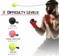 Roze New Age Devi Boxing reflex punching ball fight boxing equipment Training speed boxing set Fitness headband exercise equipment