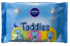 Nivea Baby Toddies Alles In 1 - Doekjes