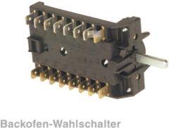 Seppelfricke Backofenschalter B&S 3075/2 für Ofen 10007178