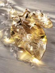 LED Perlenlichterkette Merxx transparent