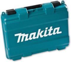 Blauwe Makita 824981-2 koffer voor o.a DF347 - HP347 - DF457 - HP457 -TD127 TD126
