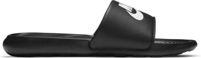 Afbeelding van Nike Victori One Slide slippers zwart/wit