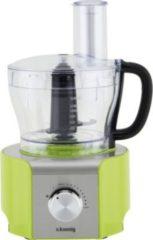 H.koenig MX18 Multifunktions-Küchenmaschine 800W 1,5l Grün