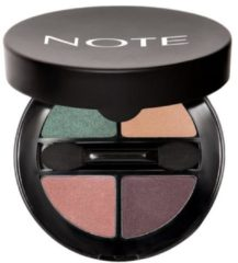 NOTE Luminous Silk Quattro Eyeshadow 02