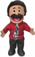 Rode Handpop Carlos Sillypuppets 14''