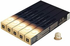 Nespresso cups - Koffie capsules - Chiaro - 5 x 10 stuks
